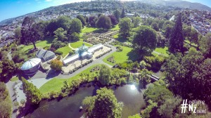 Botanic Gardens Aerial