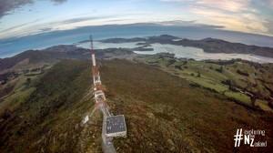 Mount Cargill Aerial