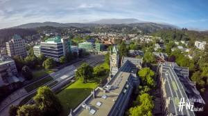 University of Otago Aerial
