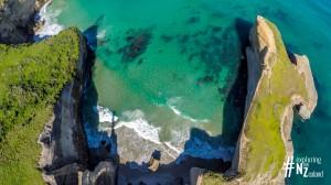 Tunnel Beach Aerial 8